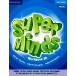 SUPER MINDS WB 1B-PRIMARY 2