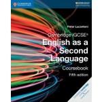 Cambridge IGCSE® English as a Second Language Coursebook 5th Edition