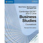 Cambridge IGCSE® and O Level Business Studies Coursebook  Revised 3rd Edition