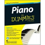 Piano For Dummies: Book + Online Video & Audio Instruction, 3Rd Edition