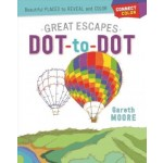 Connect & Color: Great Escapes Dot-to-Dot