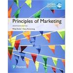 PRINCIPLES OF MARKETING 17TH GE