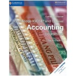 Cambridge IGCSE (R) and O Level Accounting Coursebook 2nd Edition