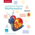 Starter Activity Book B Cambridge Primary Mathematics