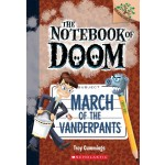 THE NOTEBOOK OF DOOM #12: MARCH OF THE VANDERPANTS