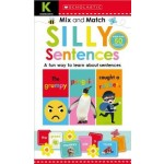 Kindergarten Mix & Match Silly Sentences (Scholastic Early Learners)