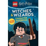 LEGO WITCHES AND WIZARDS CHARACTER