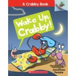 A CRABBY BOOK #03: WAKE UP, CRABBY!