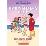 The Baby-Sitters Club Graphix #7: Boy-Crazy Stacey