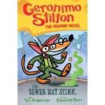Geronimo Stilton Graphic Novel #1: The Sewer Rat Stink