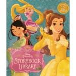 DISNEY PRINCESS STORYBOOK LIBRARY (12 VOL)
