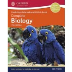 Cambridge International AS & A Level Complete Biology 3rd Edition