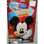 C-MICKEY MOUSE PLAY PACK GRAB & GO COLOR