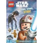 LEGO (R) Star Wars: Ready Steady Stick! Intergalactic Activity Book