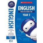 KS1 Year 2 National Curriculum English Practice Book for Ages 6 - 7