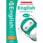 KS2 Year 6 National Curriculum English Practice Book for Ages 10 - 11