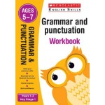 KS1 Years 1-2 Grammar and Punctuation Workbook for  Ages 5 - 7