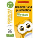KS2 Year 4 Grammar and Punctuation Workbook for  Ages 8 - 9
