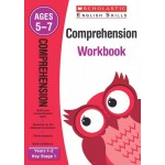 KS1 Years 1 - 2 Comprehension Workbook for Ages 5 - 7