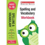 KS2 Year 5 Spelling and Vocabulary Workbook Ages 9 - 10