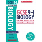GCSE 9-1 Biology Exam Practice Book for All Exam Boards