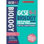 GCSE 9-1 Biology Revision Guide and Exam Practice Book for All Exam Boards