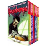 GOOSEBUMPS SERIES 1 (10 BOOKS)