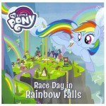 C-MY LITTLE PONY: RACE DAY IN RAINBOW FA