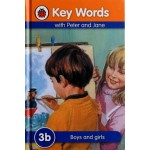 LADYBIRD KEY WORDS 3B: BOYS AND GIRLS