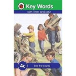 LADYBIRD KEY WORDS 4C: SAY THE SOUND