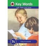 LADYBIRD KEY WORDS 7C : EASY TO SOUND