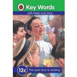 LADYBIRD KEY WORDS 12C : THE OPEN DOOR TO READING