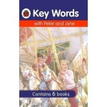 LADYBIRD KEY WORDS BOXSET - 1A, 1B, 1C, 2A, 2B, 2C