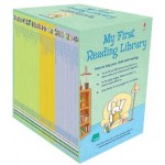 USBORNE FIRST LIBRARY (50 BOOKS)