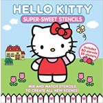 C-HELLO KITTY SUPER-SWEET STENCILS