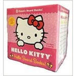 C-HELLO KITTY 8 CLASSIC BOARD BOOKS