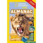 NATGEO KIDS ALMANAC 2019 INTL ED