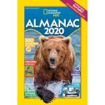 NATGEO KIDS ALMANAC 2020 INTL ED.