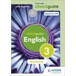 Cambridge Checkpoint English Workbook 3