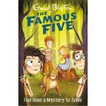 FamousFiveNew20 FIVE HAVE MYSTERY TO SOLVE