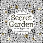 Secret Garden: An Inky Treasure Hunt and Coloring Calendar