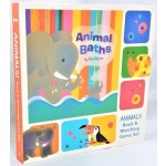 C-BOOK AND MATCHING GAME SET: ANIMALS!