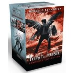 Hush, Hush PB slipcase x 4: The Complete Collection