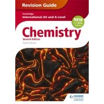 AS and A Level Cambridge International Revision Guide Chemistry