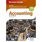 AS and A Level Cambridge International Revision Guide Accounting