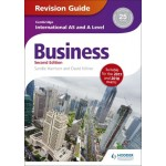 AS and A Level Cambridge International Revision Guide Business