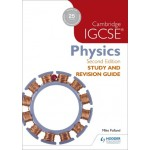 Cambridge IGCSE Study and Revision Guide Physics 2nd edition