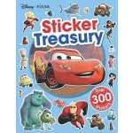 DISNEY PIXAR STICKER TREASURY