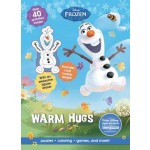 Disney Frozen Warm Hugs: Puzzles, Coloring, Games, and More!