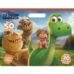 Disney Pixar the Good Dinosaur Coloring Floor Pad: Over 30 Pull-Out Pages